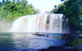 Tinuy-an Falls in Bislig City